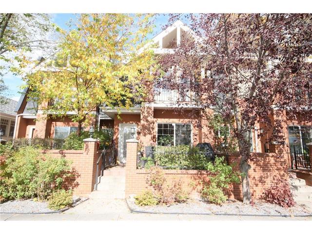 Hillhurst Townhouse for sale:  2 bedroom 1,419 sq.ft. (Listed 2015-09-29)