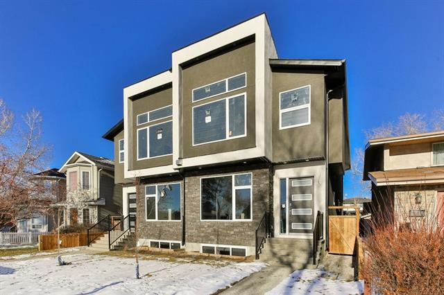West Hillhurst Duplex for sale:  4 bedroom 1,991 sq.ft. (Listed 2019-01-14)