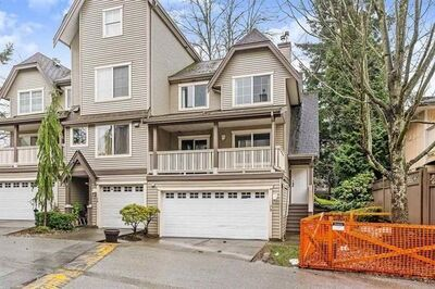Sunnyside Park Surrey Townhouse: Southwind 4 bedroom