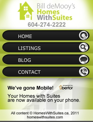 Mobile - Homes With Suites