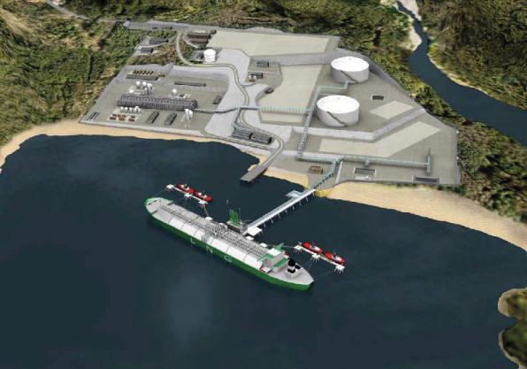 Kitimat LNG illustration .75
