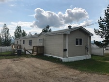 Dawson Creek  Mobile Home for sale:  3 bedroom 1,200 sq.ft. (Listed 2018-08-14)