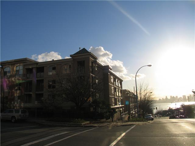 Lower Lonsdale Apartment for sale: Calypso 1 bedroom 788 sq.ft. (Listed 2010-12-02)