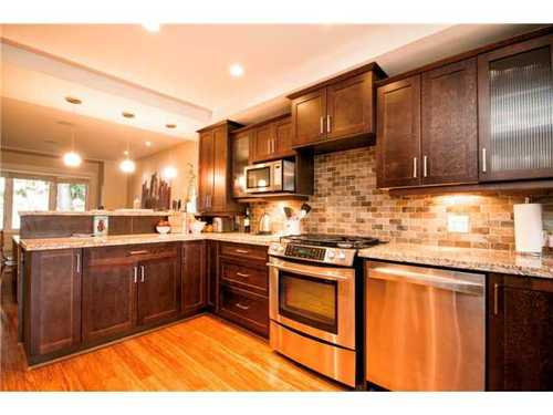 Lower Lonsdale Duplex for sale:  4 bedroom 2,350 sq.ft. (Listed 2014-04-22)