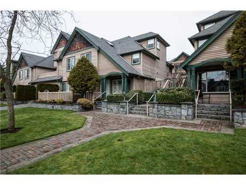 Lower Lonsdale Townhouse for sale:  2 bedroom 1,346 sq.ft. (Listed 2015-01-14)