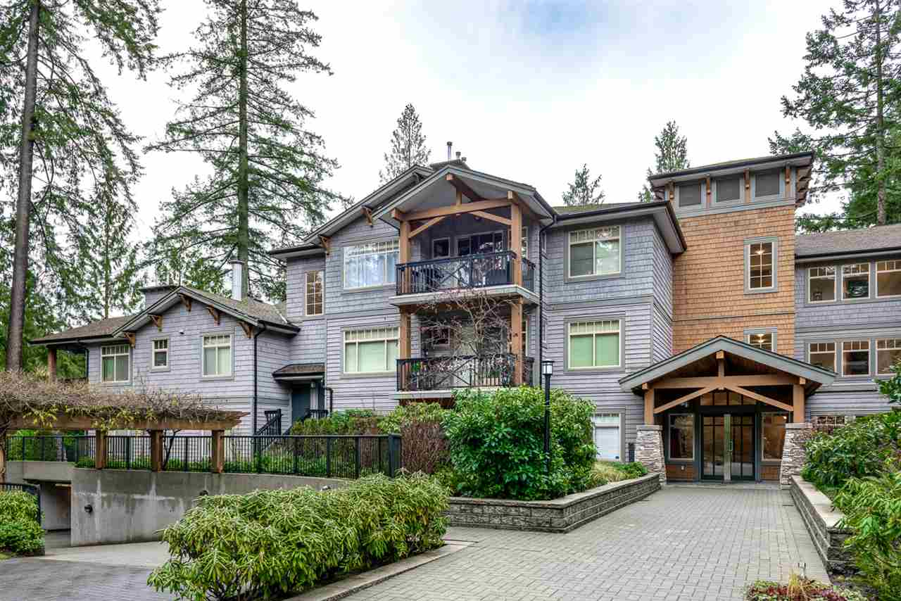 Capilano NV Condo for sale:  2 bedroom 1,161 sq.ft. (Listed 2016-01-02)