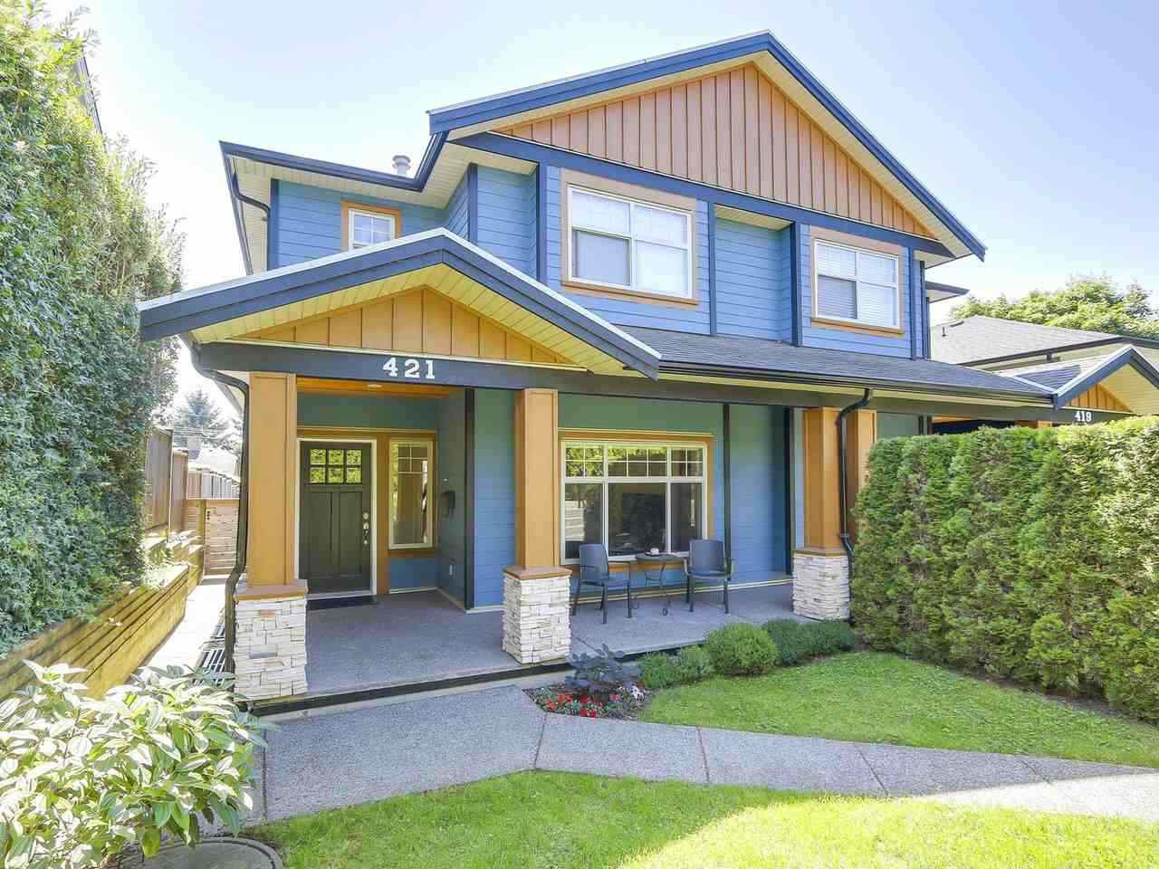 Lower Lonsdale Duplex for sale:  5 bedroom 2,569 sq.ft. (Listed 2019-02-01)
