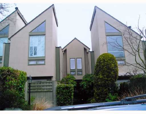 Kits Point Townhouse for sale:  2 bedroom 1,528 sq.ft. (Listed 2008-02-20)