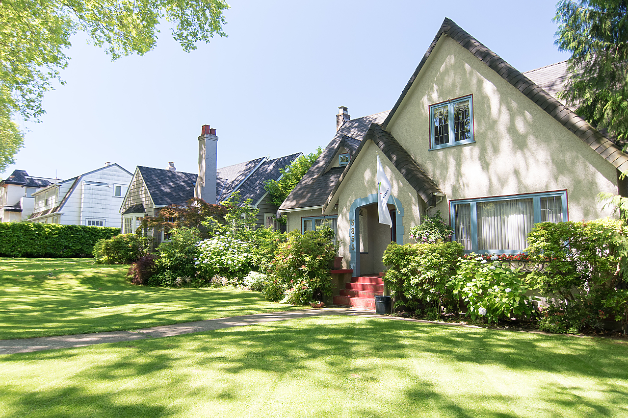 POINT GREY QUIET POINT GREY PROPERTY  for sale:  3 bedroom 2,697 sq.ft. (Listed 2018-05-18)