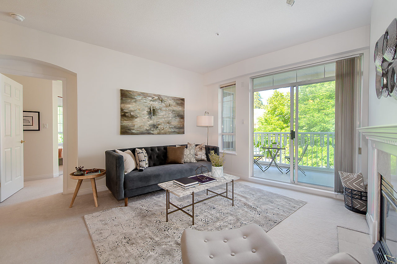 UBC LARGE 2 BEDROOM CONDO AT UBC for sale: ST. JAMES HOUSE 2 bedroom 999 sq.ft. (Listed 2018-07-23)