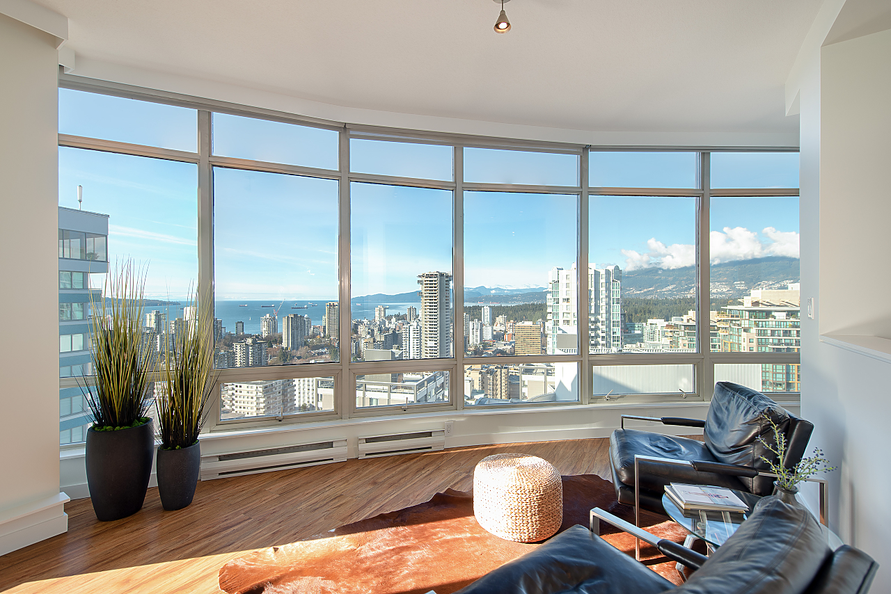 West End PANORAMIC VIEW CONDO  for sale: THE PALISADES 2 bedroom 1,141 sq.ft. (Listed 2018-11-17)