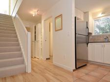 Mount Pleasant Townhouse for sale:  2 bedroom 1,014 sq.ft. (Listed 2012-09-04)