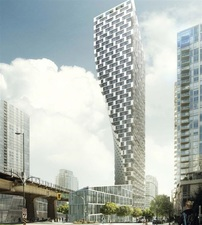 Yaletown Condo for sale: Vancouver House 2 bedroom 1,323 sq.ft. (Listed 2018-12-08)