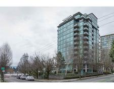Coal Harbour Condo for sale:   502 sq.ft. (Listed 2017-12-27)