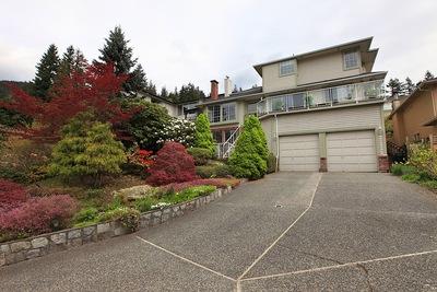 Upper Delbrook 3 Storey: 4202 Starlight Way, North Vancouver