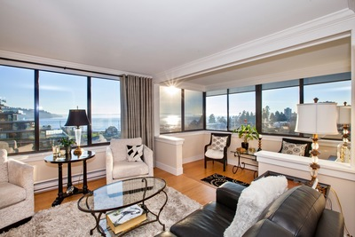 Ambleside Apartment for sale: Tiffany Court 2 bedroom condo by Patrick O'Donnell