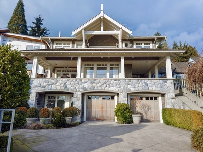 3339 Radcliffe Avenue, West Bay, West Vancouver, 3 Storey, 4 bedroom home for sale by Patrick O'Donnell