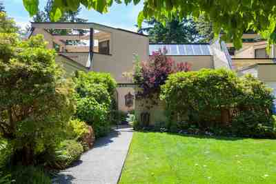 318 Keith Road, West Vancouver, BC, Cedardale Townhouse for sale: 3 bedroom 2,447 sq.ft. Patrick O'Donnell Royal LePage Sussex