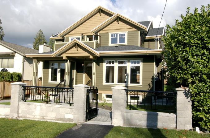 Dundarave House for sale:  6 bedroom  Stainless Steel Appliances, Granite Countertop, Glass Shower, Dark Hardwood Floors 3,703 sq.ft. (Listed 2008-05-25)