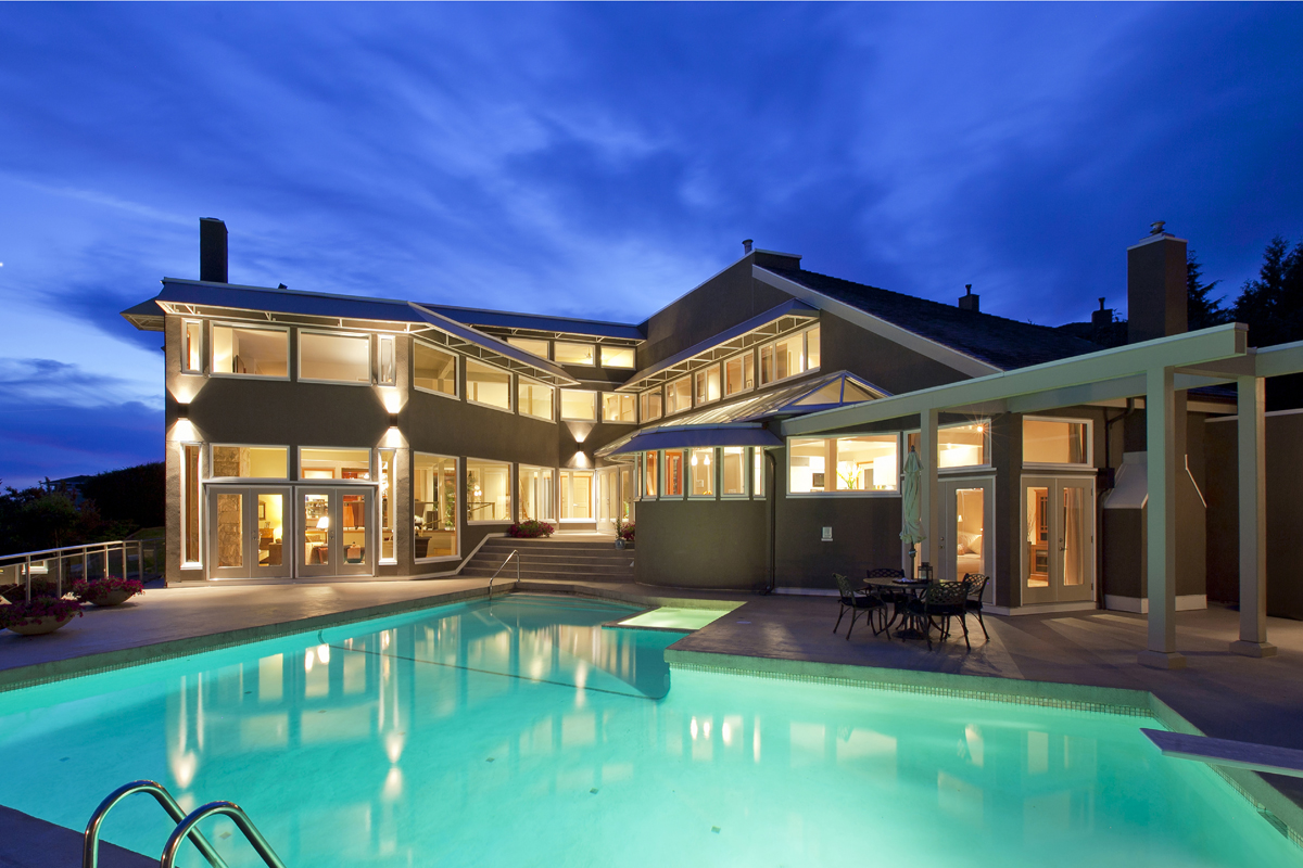 Penny Mitchell Group, Rockridge House for sale:  5 bedroom 5,500 sq.ft.