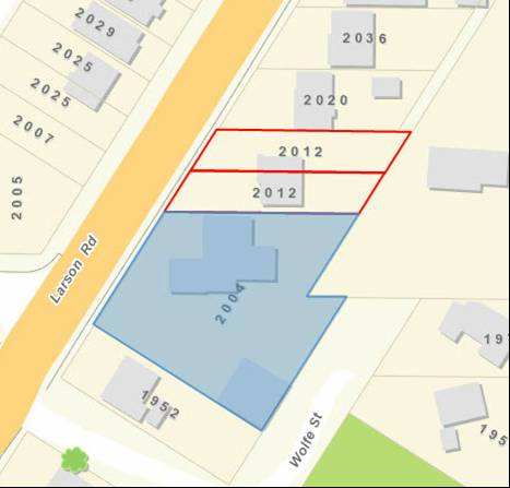 Penny Mitchell Group Hamilton House for sale:  5 building lots