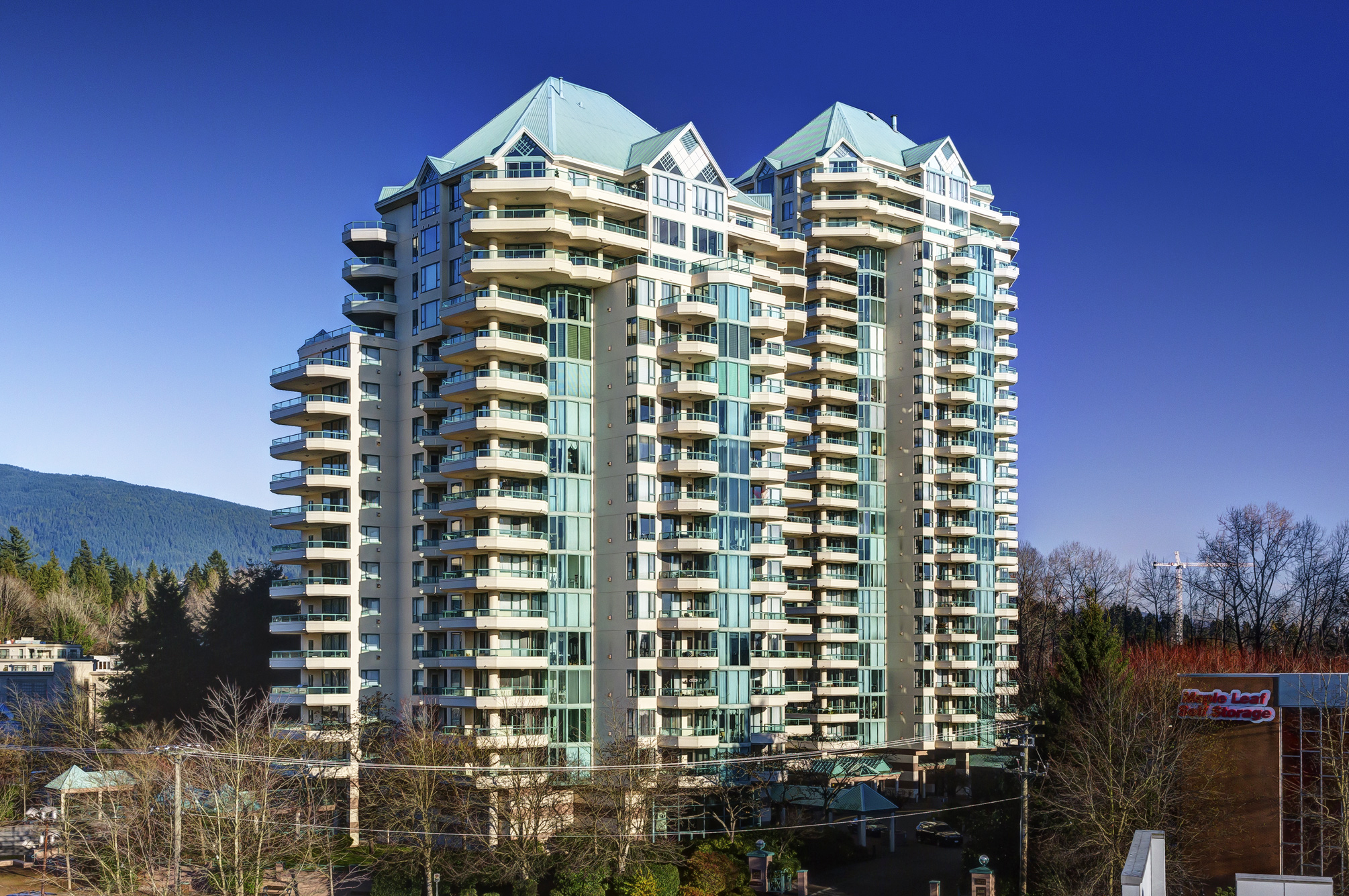 Park Royal Condo for sale: 2 bedroom 1,286 sq.ft.