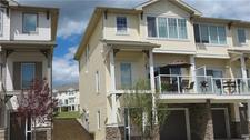 Sunset Ridge Townhouse for sale:  3 bedroom 1,600 sq.ft. (Listed 2018-05-17)