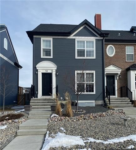 River Song Row House for sale:  3 bedroom 1,360 sq.ft. (Listed 2020-02-14)