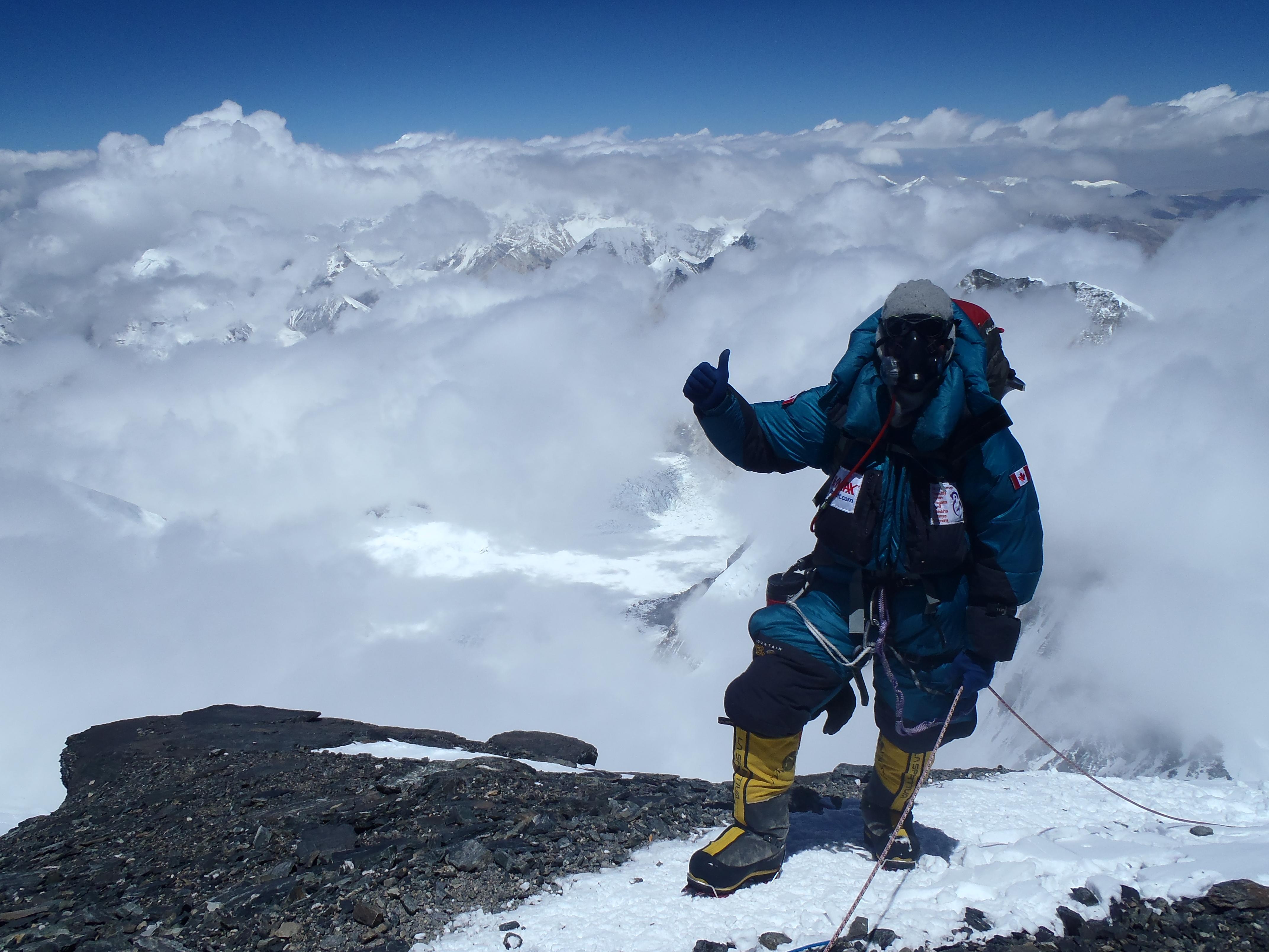 Mount Everest 2012