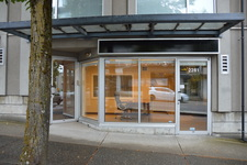 Kitsilano Commercial Strata  for sale: The Carnagie Retail / Office 1,081 sq.ft. (Listed 2018-07-11)