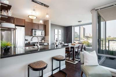 Fairview VW Condo for sale:  2 bedroom 961 sq.ft. (Listed 2018-09-09)