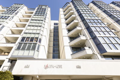 False Creek Condo for sale: Pacific Cove 2 bedroom 1,244 sq.ft. (Listed 2019-02-26)