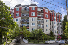 Captiol Hill Condo for sale: Garden Court 1 bedroom 634 sq.ft. (Listed 2019-06-12)