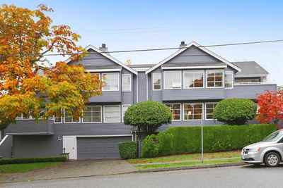 Central Lonsdale Townhouse for sale:  2 bedroom 1,365 sq.ft. (Listed 2017-10-27)