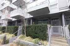 Mount Pleasant VE Townhouse for sale:  1 bedroom 647 sq.ft. (Listed 2020-01-22)