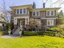 Shaughnessy House/Single Family for sale:  7 bedroom 4,507 sq.ft. (Listed 2021-05-05)