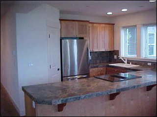 kitchen in home for sale Seattle WA