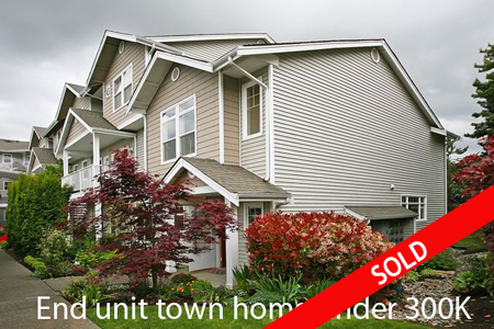 sold staged home in Seattle WA