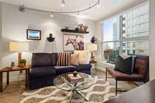 Yaletown Condo for sale:  2 bedroom 966 sq.ft. (Listed 2018-12-08)