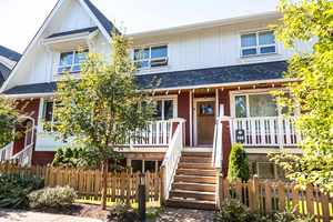 Queensborough Townhouse for sale:  2 bedroom 1,438 sq.ft. (Listed 2017-08-29)