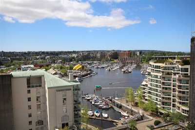 Yaletown Condo for sale:  2 bedroom 961 sq.ft. (Listed 2018-12-30)