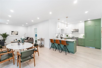 Kitsilano Duplex for sale:  2 bedroom 1,188 sq.ft. (Listed 2020-01-17)