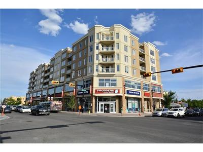 South Calgary Condo for sale:  2 bedroom 1,007 sq.ft. (Listed 2017-06-08)