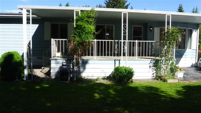 Langley Manufactured/Mobile for sale: Cedar Lane Park 2 bedroom 1,248 sq.ft. (Listed 2012-05-25)