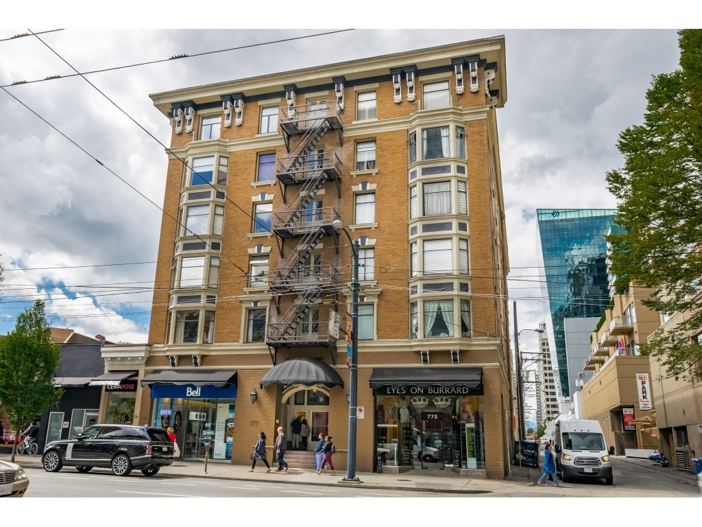 Downtown Condo for sale:  1 bedroom 573 sq.ft. (Listed 2019-05-27)