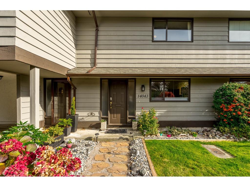White Rock Townhouse for sale: Ocean Ridge 2 bedroom 1,949 sq.ft. (Listed 2019-10-31)