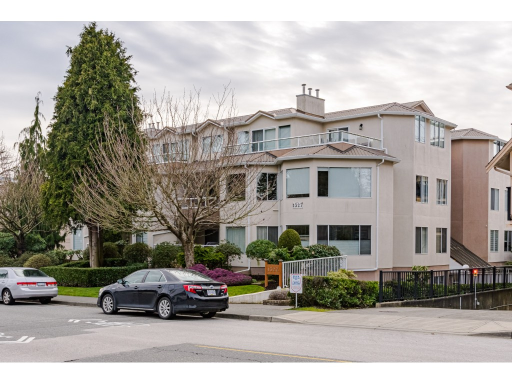 White Rock Condo for sale: Chestnut Manor 2 bedroom 1,479 sq.ft. (Listed 2020-03-02)
