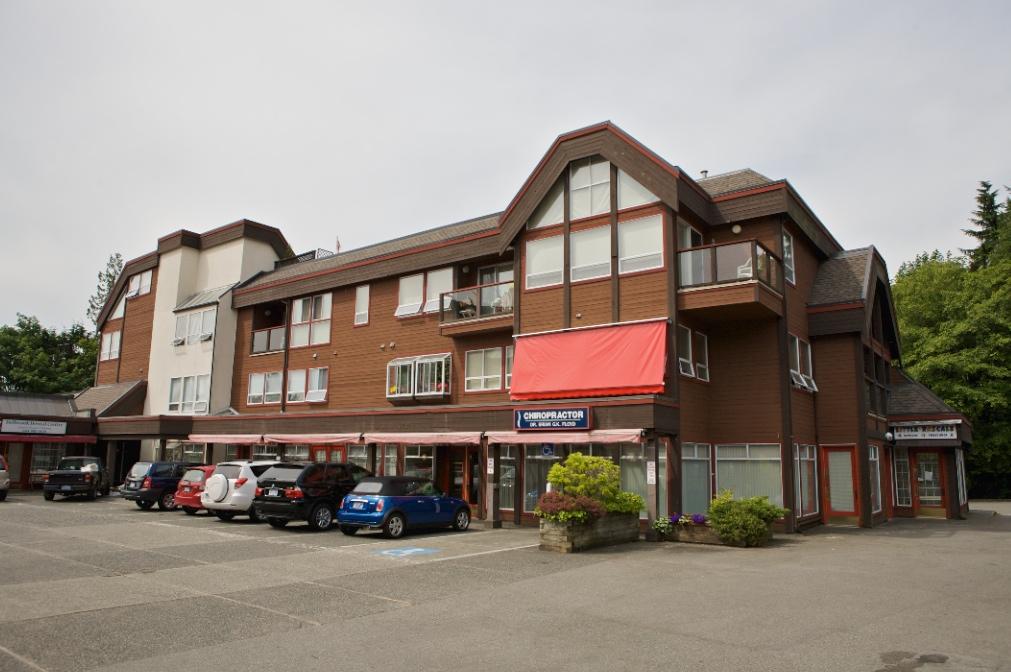 Delbrook Plaza - North Vancouver