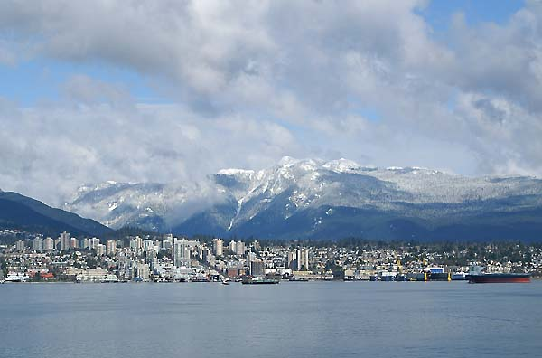 View of Lonsdale - North Vancouver