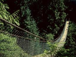 Lynn Valley, Lynn Canyon Suspension Bridge, North Vancouver